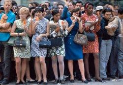 Orange and Blue: 1968