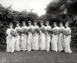 The Belles of Belcourt: 1918