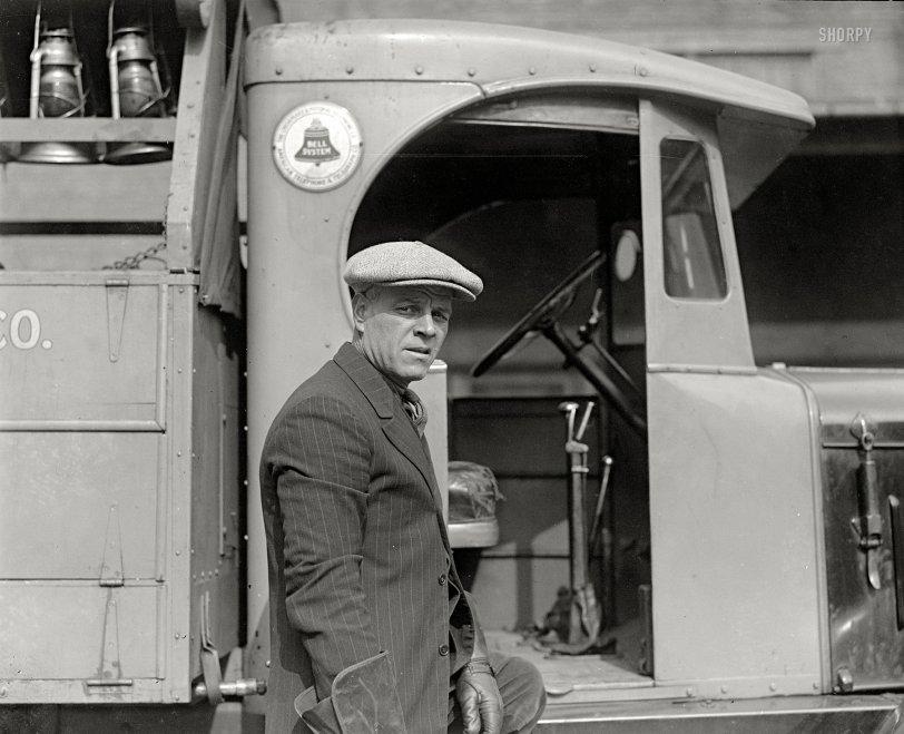 Telco Truck: 1928