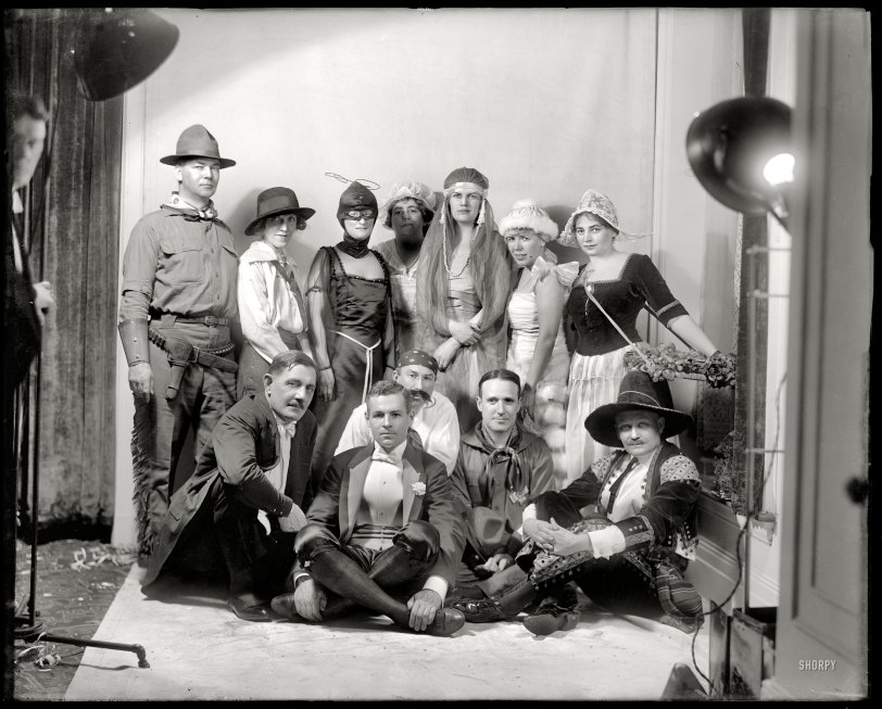 Cast of Characters: 1923