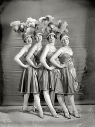 Birds of a Feather: 1920