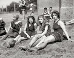 Dirty Girls: 1922