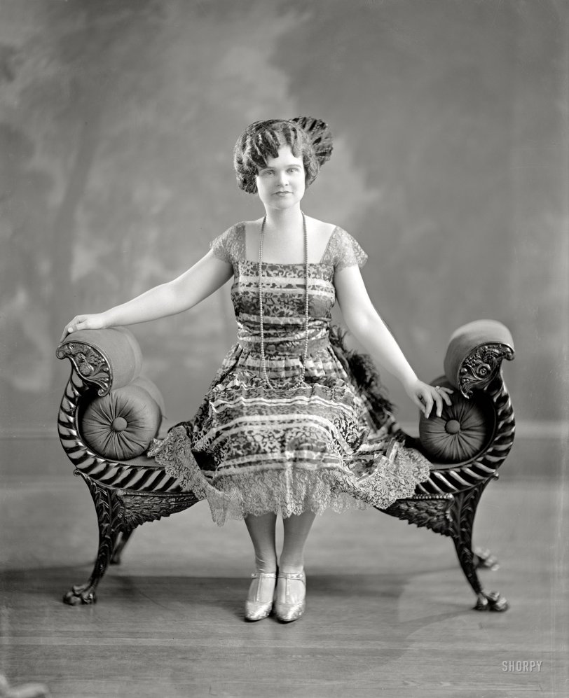 Miss Little: 1925