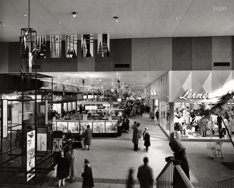 Ye Olde Mall: 1958