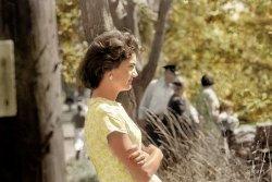 Jackie K (Colorized): 1957