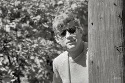 Beatnik JFK: 1957