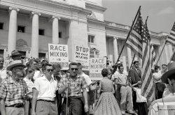 Race Mixing: 1959