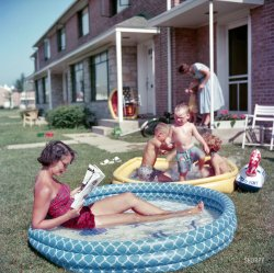 Pool Parity: 1954