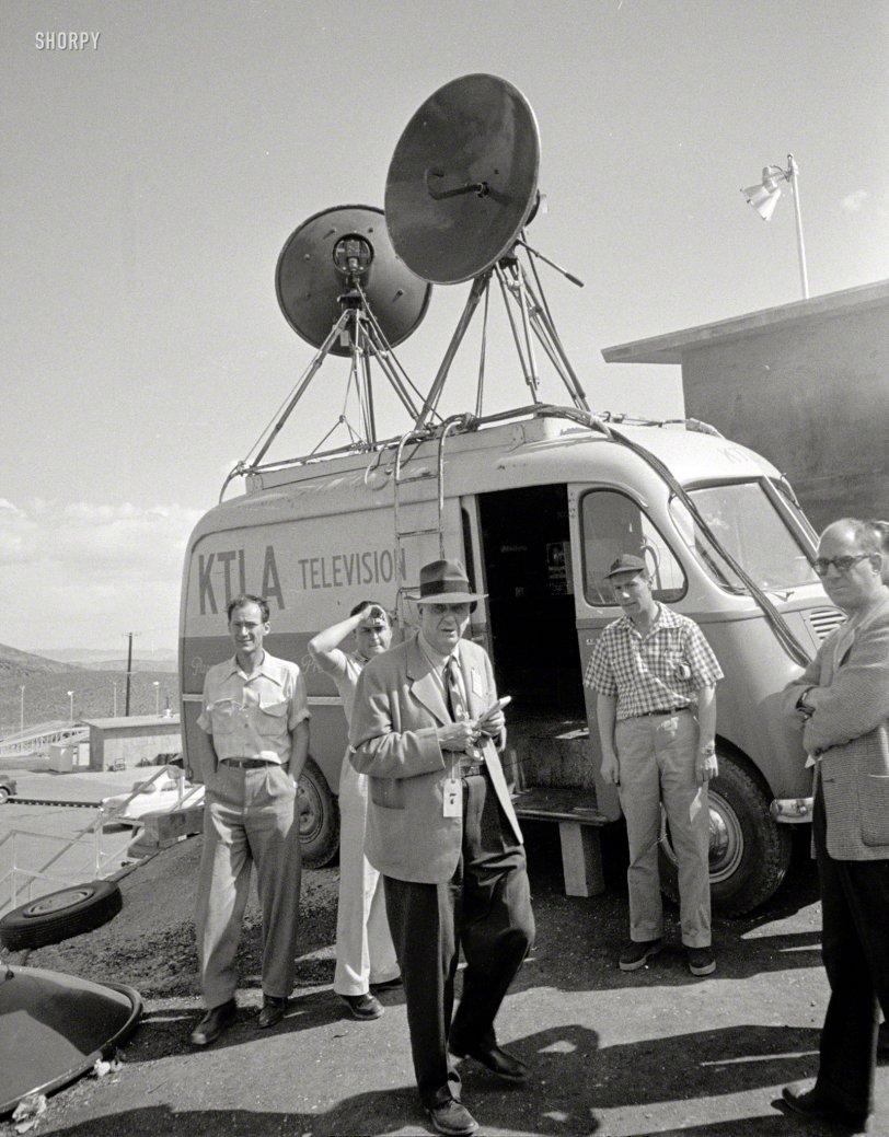 KTLA-Bomb: 1952