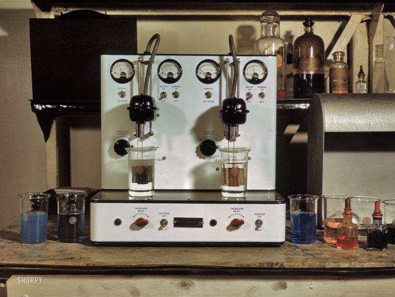 Electro-Analyzer: 1942