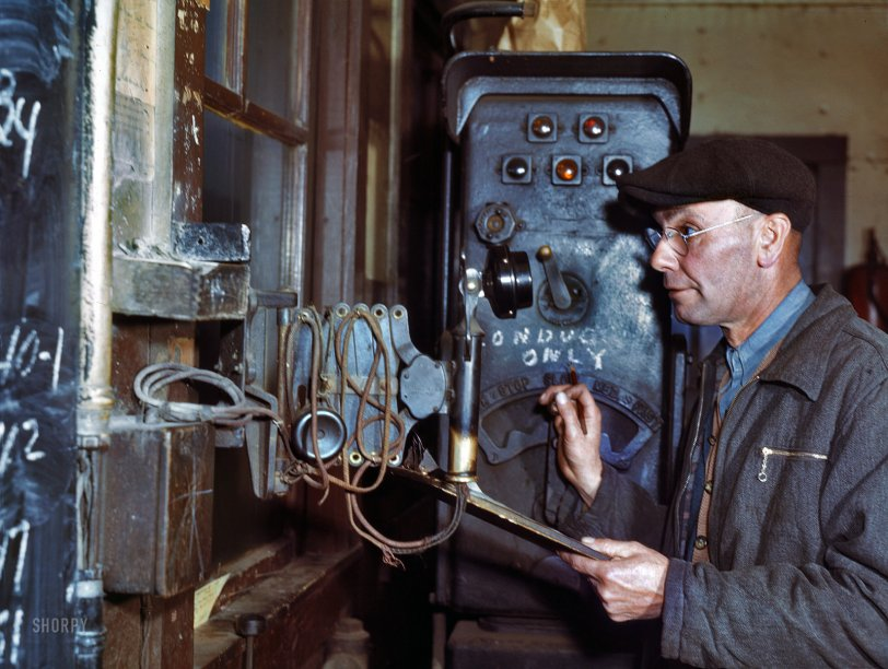 The Hump Master: 1942