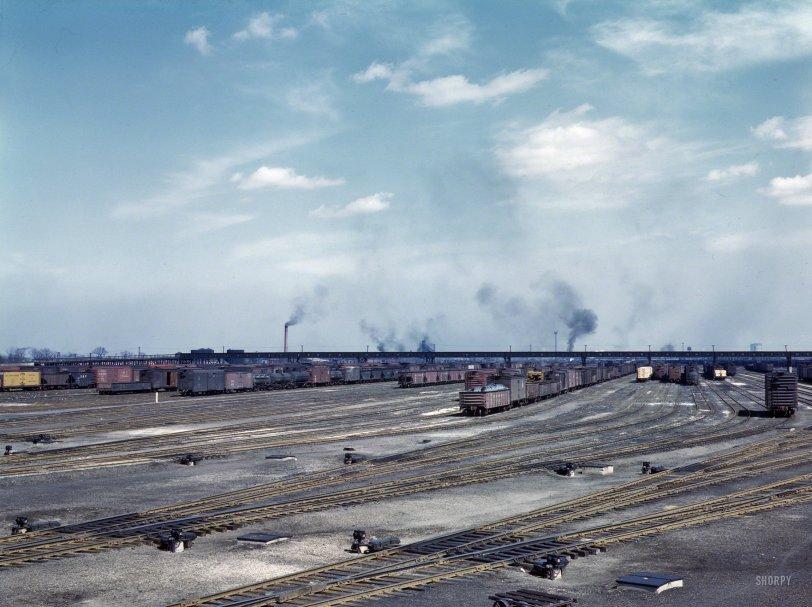 Proviso Yard: 1943