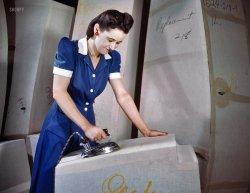 Irma the Ironer: 1941