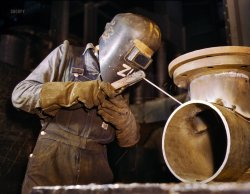 Take Me to Your Welder: 1942