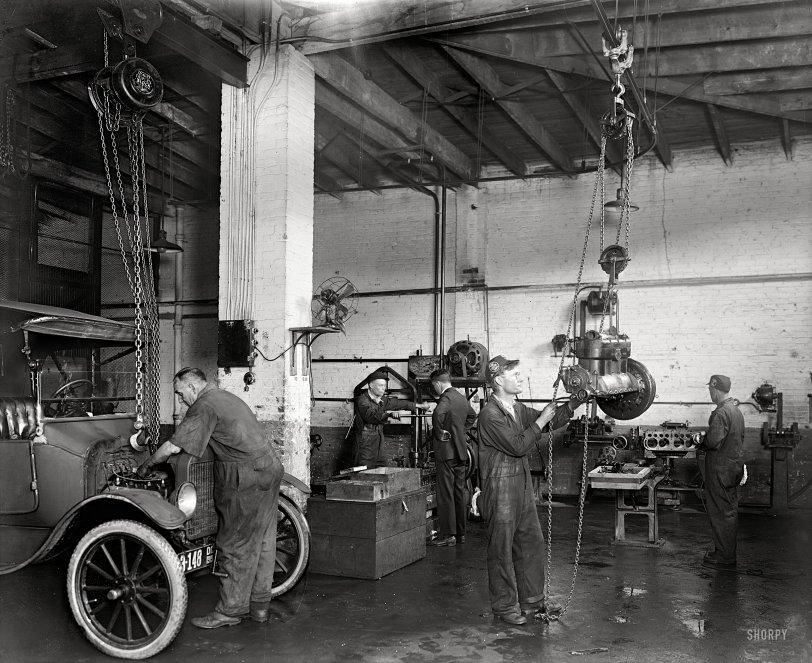 Telco Garage: 1919
