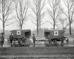 Ivy Ambulance: 1919