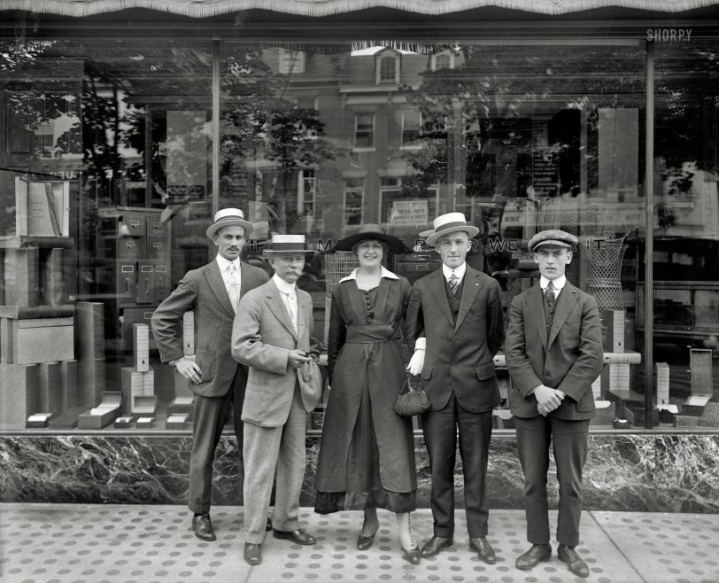Office Outfitters: 1917