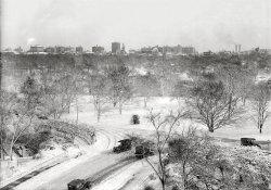 Winter Wonderland: 1915