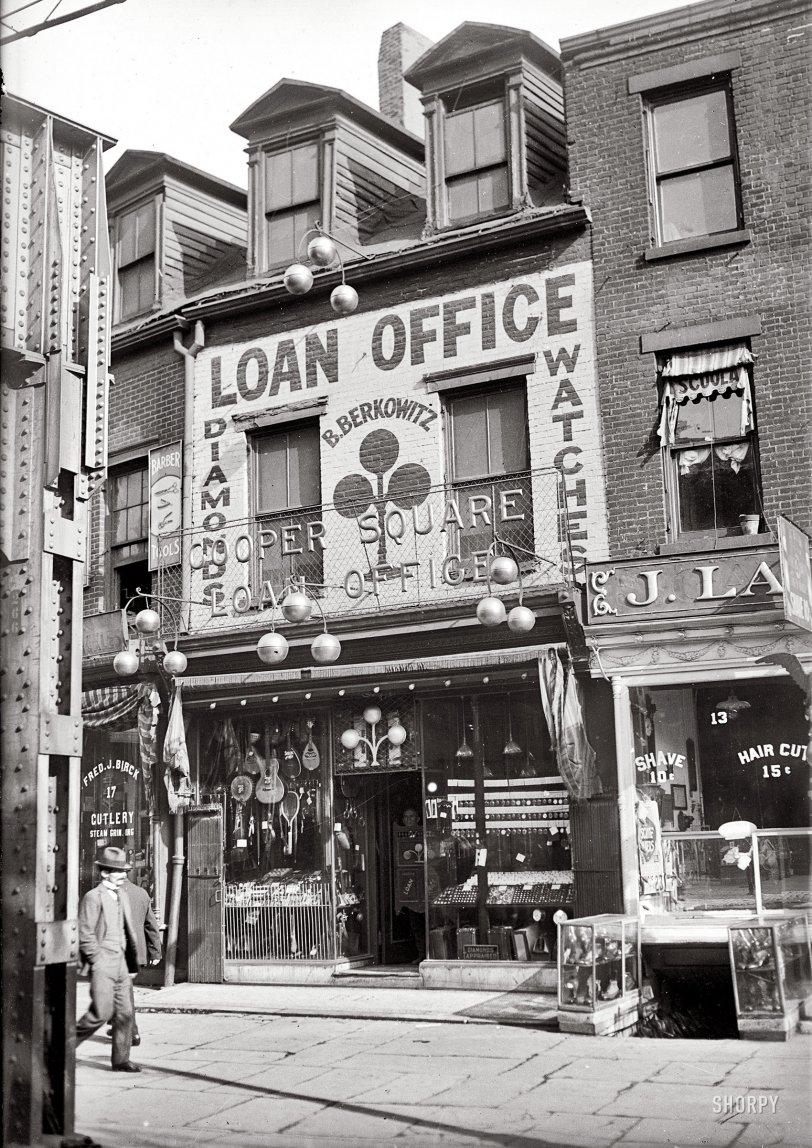 Pawn Shop: 1920