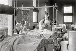 On the Mend: 1917