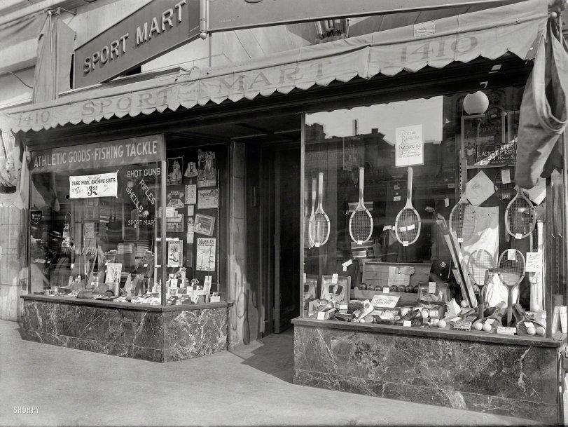 Sport Mart: 1923