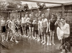 Happy Campers: 1917