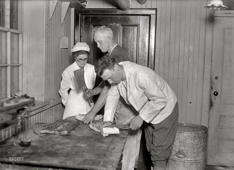 Chop Shop: 1917
