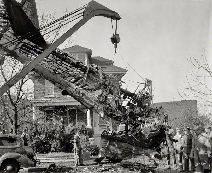 Aerial Tragedy: 1938