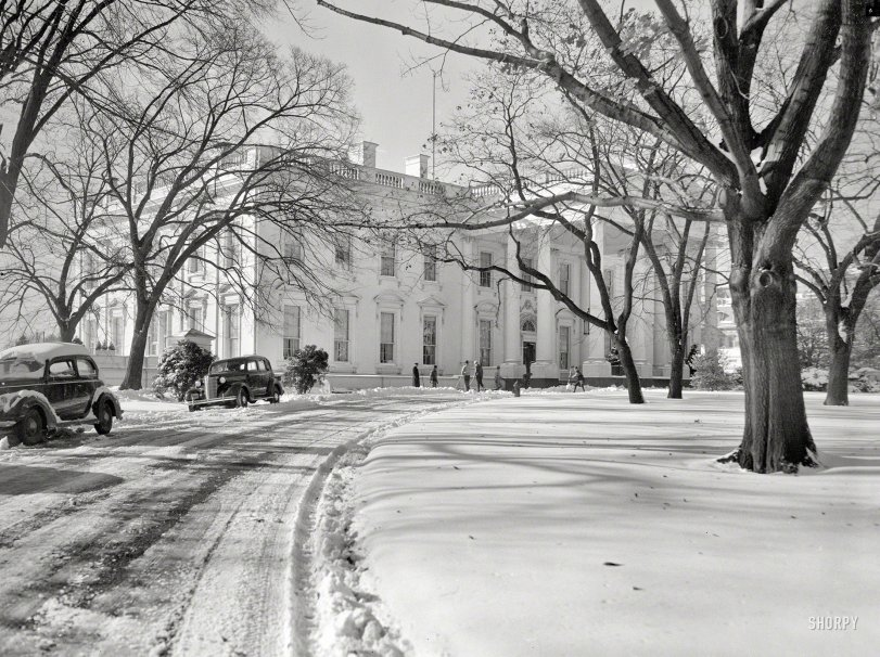 The Whiteout House: 1938