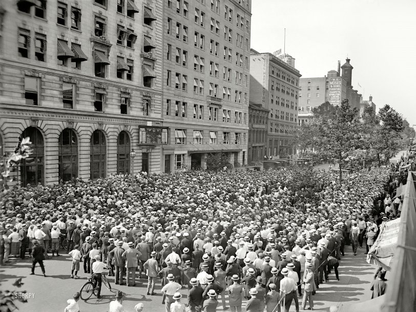 Virtual Baseball: 1924