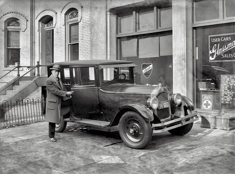 Drivurself: 1925