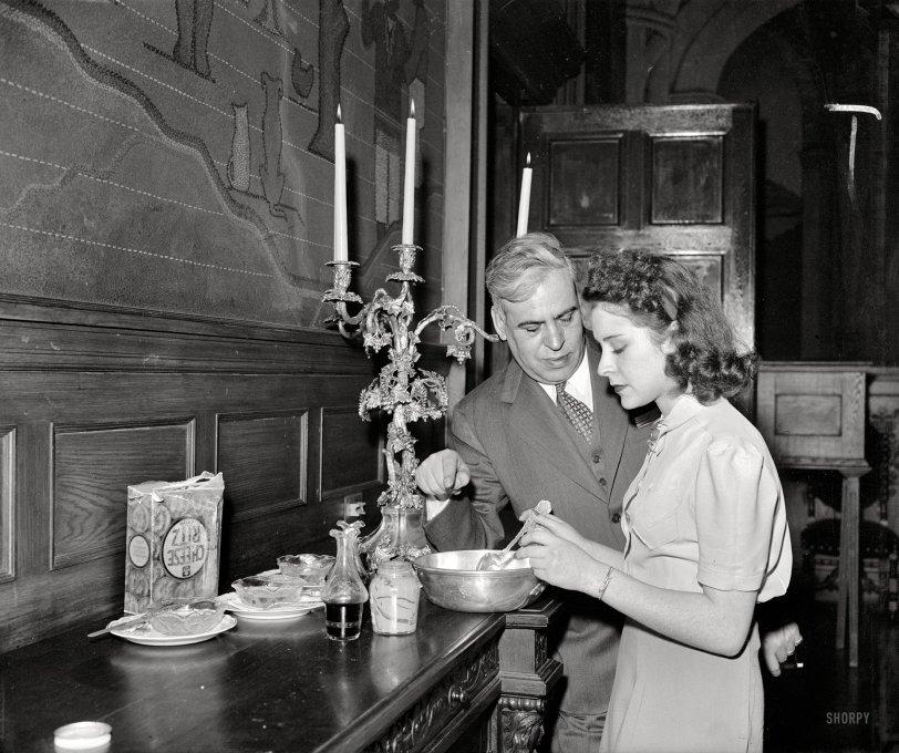 El Cheese Ritz: 1939