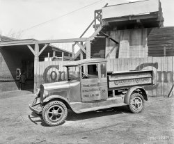 Coal Wagon: 1928