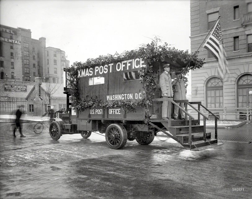 Xmas Post Office: 1919