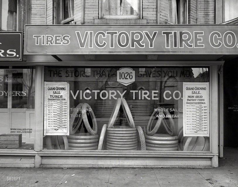 Winning Rubber: 1920
