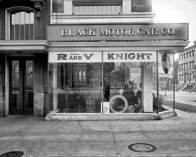 Black Knight: 1920