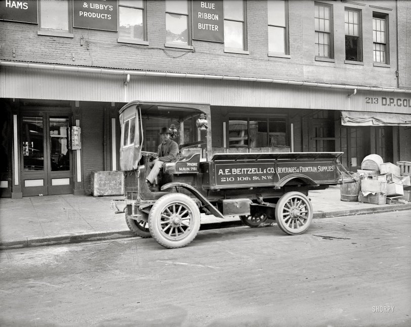 Fountain Supplies: 1920