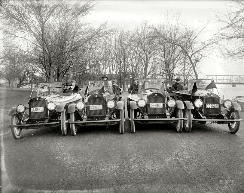 Bumper to Bumper: 1920
