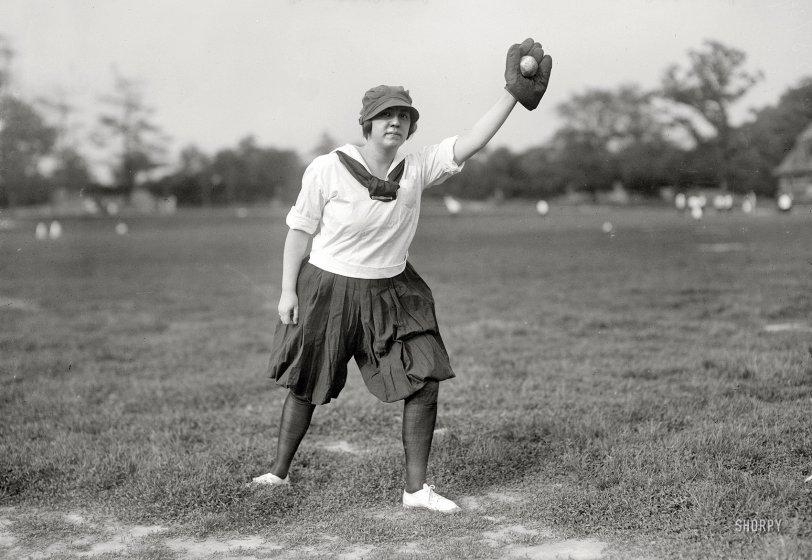 Bloomer Girl: 1918