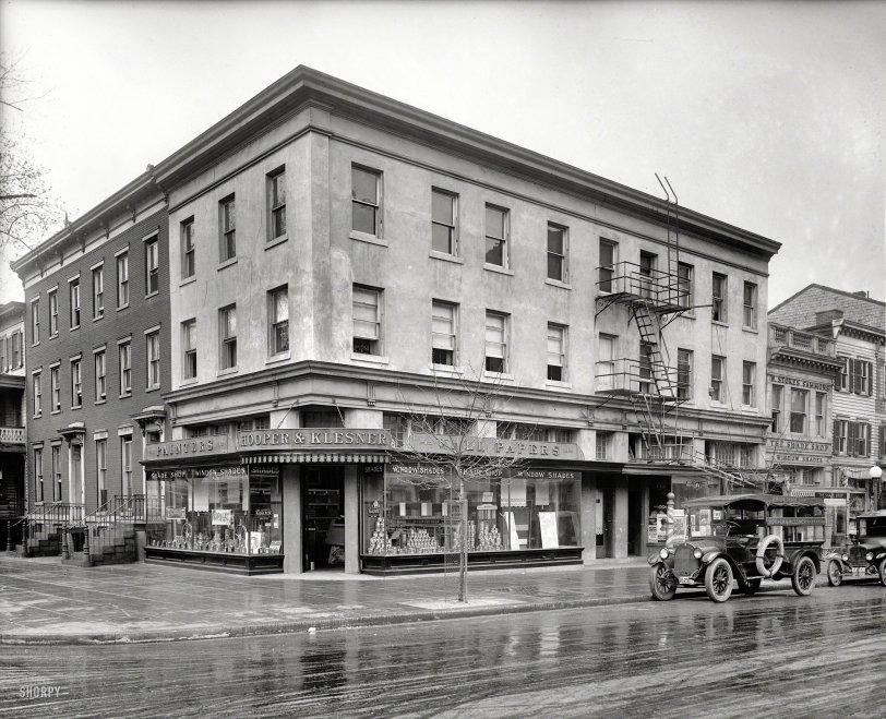 Shady Business: 1920
