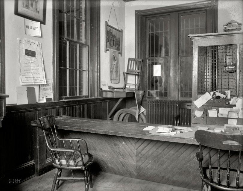 Crime Scene: 1920