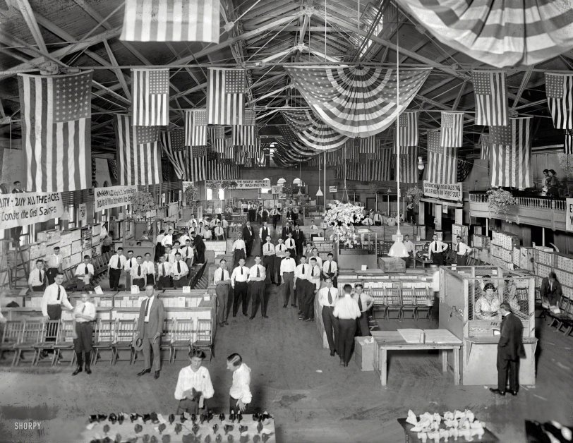 Shoe City: 1920