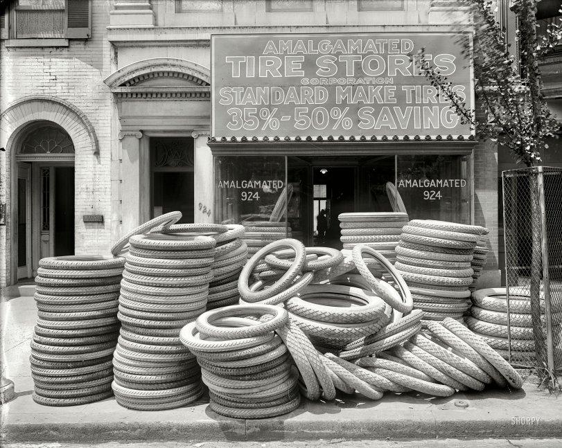 Tires Half Off: 1920