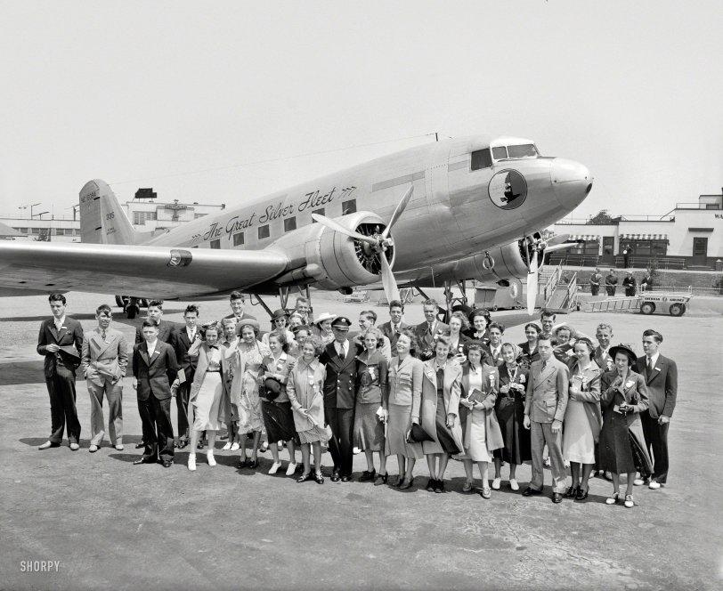 Pilot Project: 1938
