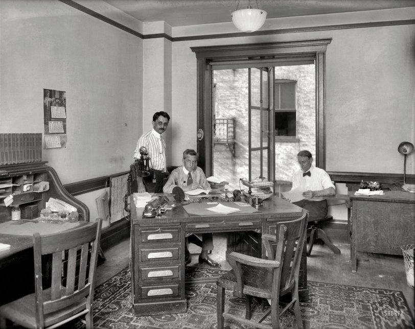 Faulkner Inc.: 1920