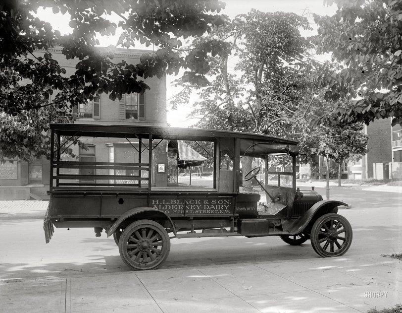 Alderney Dairy: 1920