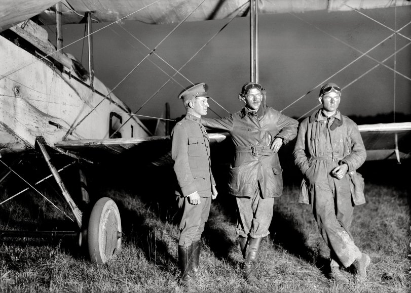 Wingmen: 1919