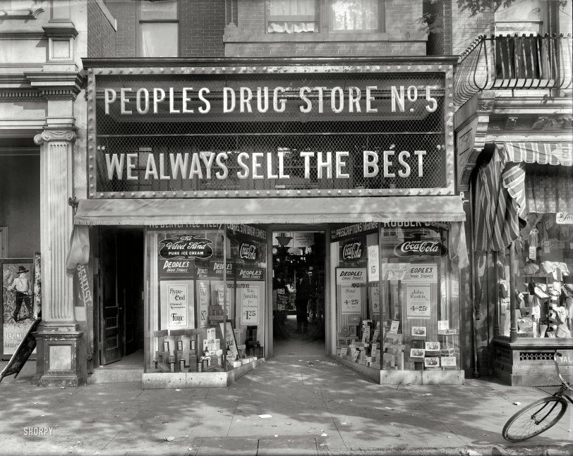 Peoples Drug No. 5: 1920