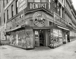 Corner Store: 1921