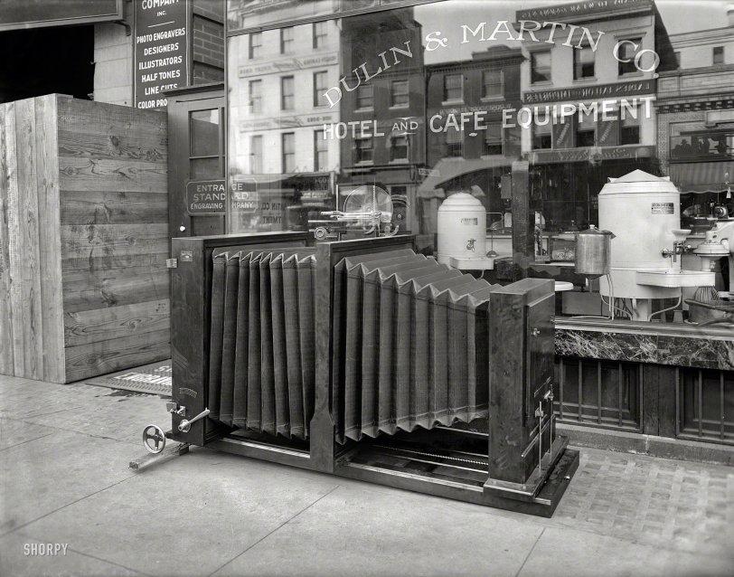 Major Bellows: 1920